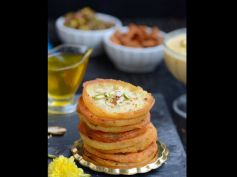 Mava Malpua Karva Chauth Special with dry fruits
