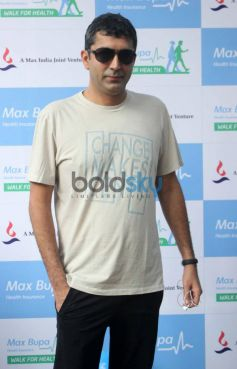 Bollywood Celebs at Max Bupa Walk for Health