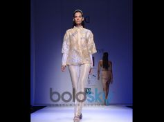 Nachiket Barve Day 1 WIFW SS 2014 new designs