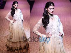 Nargis Fakhri in Anarkali Gown