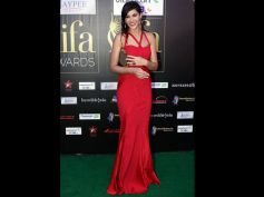 Nargis Fakhri in Red Gown