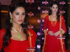 Nargis Fakhri in Red Suit