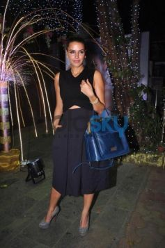 Neha Dhupia at Gehna Jewellers launch Events