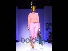 Nida Mahmood Day 1 WIFW 2014 Dress