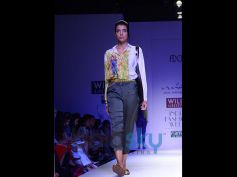 Nida Mahmood Day 1 WIFW 2014 fashion