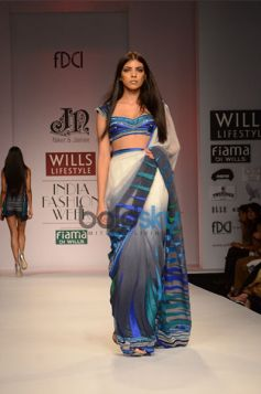 Niket & Jainee Collection Day3 WIFW ramp show