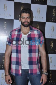 Nikitin Dheer at Lista Jewellery Launch
