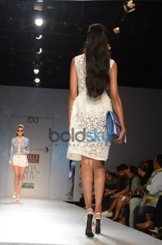 Pankaj & Nidhi Designer Collection Day2 WIFW ramp show