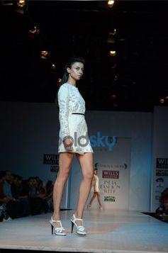 Pankaj & Nidhi Designer Collection Day2 WIFW_9