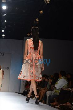 Pankaj & Nidhi Designer Collection Day2 WIFW_14