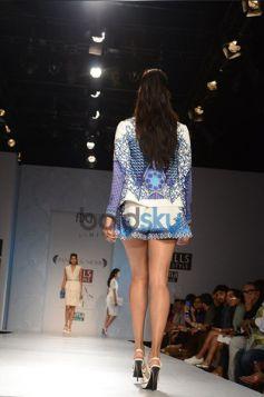 Pankaj & Nidhi Designer new Collection Day2 WIFW