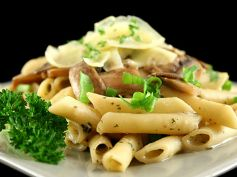 Pasta With Mushroom Sauce Recipe
