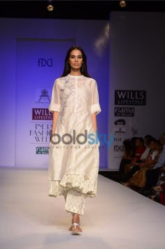 Pratima Pandey Collection For the show WIFW 2013
