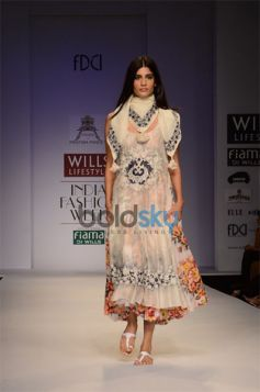 Pratima Pandey Collection For WIFW 2013 beautiful costume