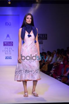 Pratima Pandey Collection For WIFW 2013 fashion show