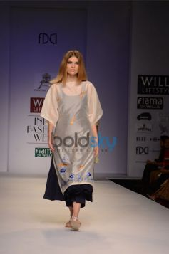 Pratima Pandey Collection For WIFW 2013