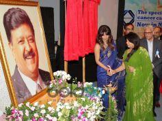 Priyanka Chopra in Healthcare Global Enterprises Cancer Centre Events