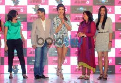 Priyanka Chopra thanking audience at Events