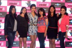 Priyanka Chopra with fans at Success of Exotic Events