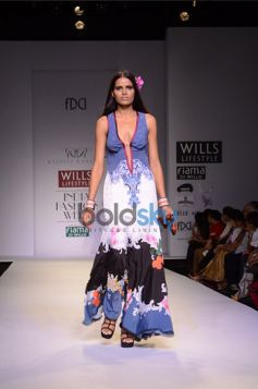 Rajdeep Ranawat Collection day 3 WIFW beautiful outfit