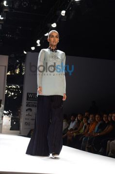 Ramp show Ankur & Priyanka Modi Designs Day2 WIFW