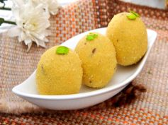Sattu Ke Ladoo Recipe For Diwali