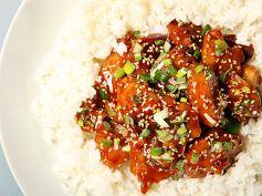 Sesame Chicken Curry