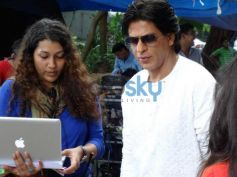 Shahrukh Khan in devdas style Nokia Lumia ad shoot