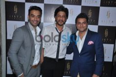 Shahrukh Khan at Lista jewellery showroom launch