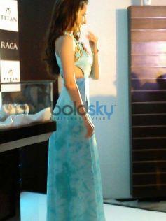 Shardha Kapoor present at Sonakshi Raj at Titan Ragas new collection launch