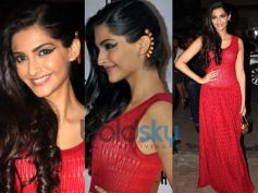 Sonam Side Swept Hair Style At The Le Mill - FarFetch Do