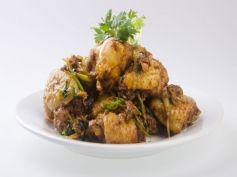 Stir Fry Mongolian Chicken