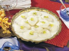 Sumptuous Sweets For Diwali Rasmalai