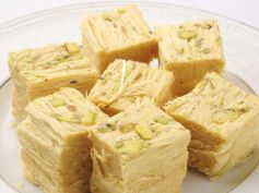 Sumptuous Sweets For Diwali Soan Papdi