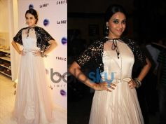 Swara Bhaskar At The Le Mill - FarFetch Do