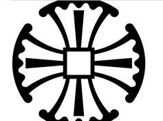 Symbols Of Christianity  The Cantebury Cross