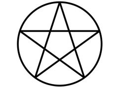 Symbols Of Christianity The Pentagram