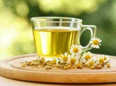 Treat Hernia With Home Remedies Chamomile Tea
