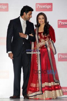 TTK Prestige signs Aishwarya, Abhishek as brand Ambassadors