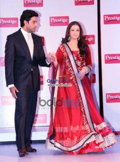 TTK Prestige signs Aishwarya, Abhishek as new brand Ambassadors