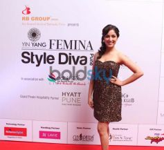 Yami Gautam at the Femina Style Diva Pune at Hyatt Pune