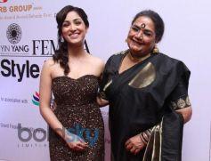 Yami Gautam & Usha Uthup at Femina Style Diva Pune