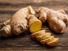 Add Ginger In Dish