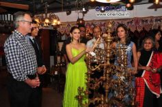 Aditi Rao Hydari inauguration at Art Exhibition