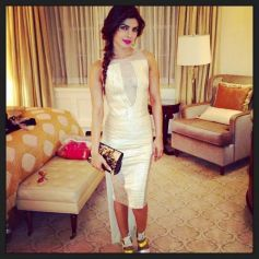 Beautiful Priyanka Chopra at 10th Annual Black Ball