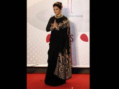 Best Looks Of Gorgeous Aishwarya Rai Black Saree