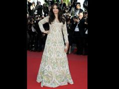 Best Looks Of Gorgeous Aishwarya Rai Embellished Gown