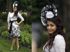Best Looks Of Gorgeous Aishwarya Rai White Dress