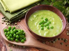 Best Soups For Weight Loss Green Pea Soup