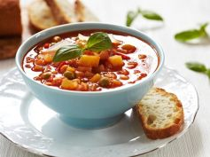Best Soups For Weight Loss Minestrone Soup